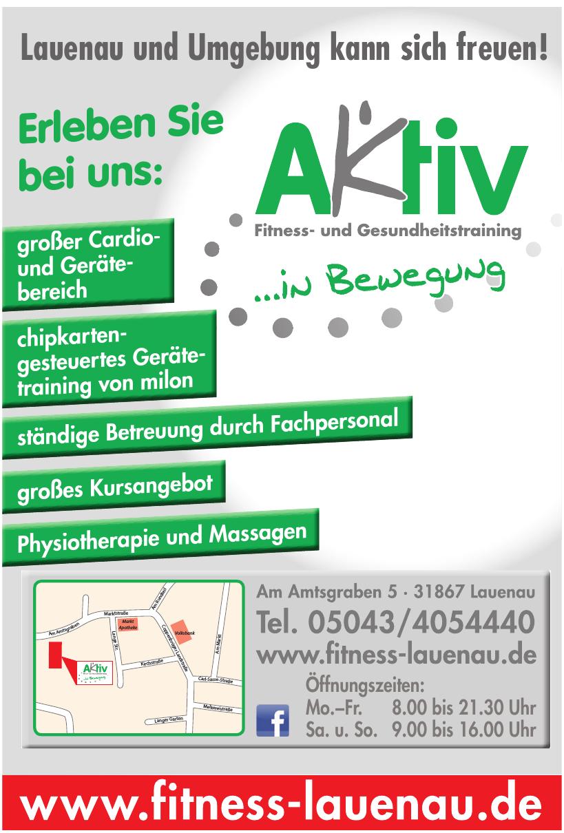 Aktiv Gesundheitszentrum Lauenau