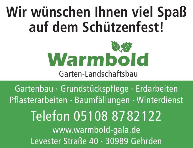 Warmbold Garten-Landschaftsbau