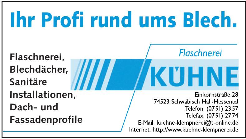 Flaschnerei Kühne