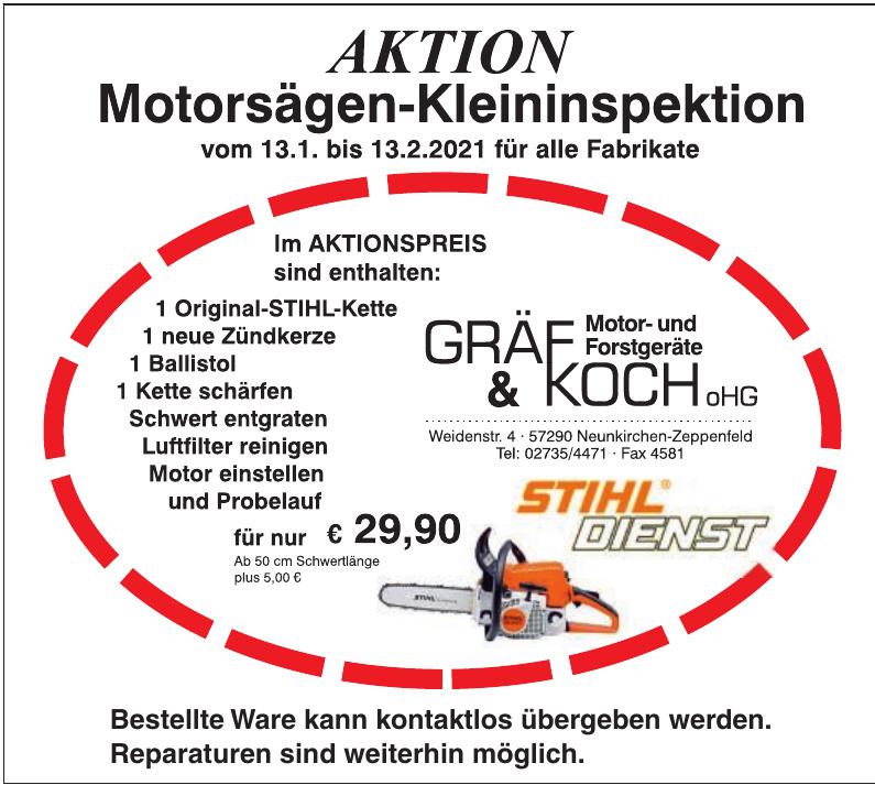 Gräf & Koch oHG - Motor- & Forstgeräte