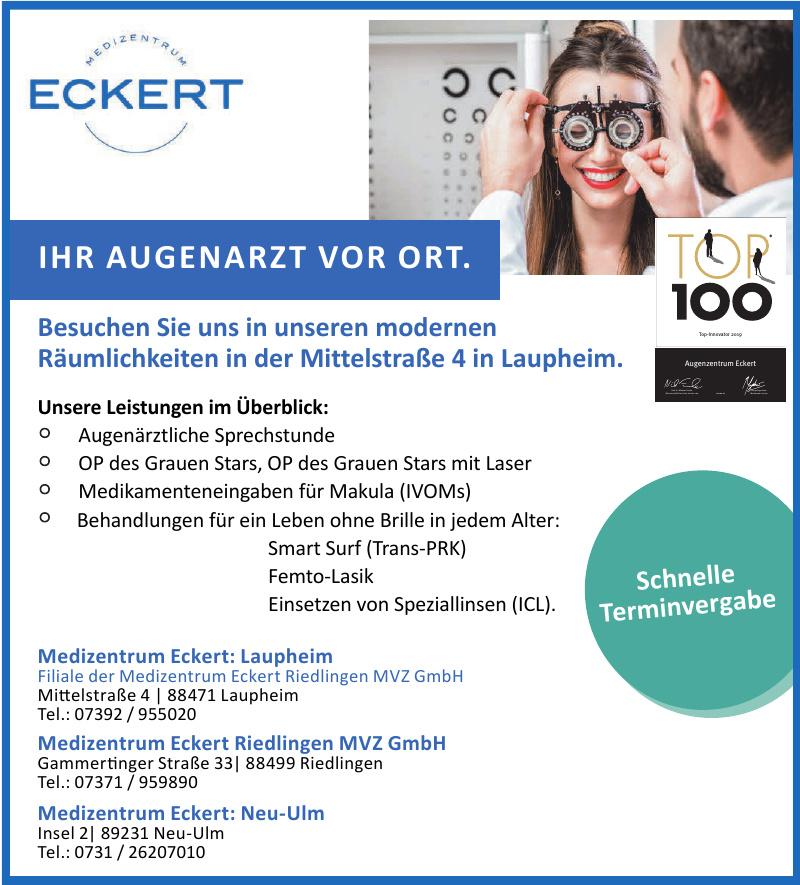 Medizentrum Eckert: Laupheim