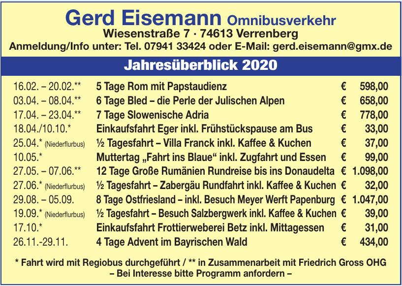 Gerd Eisemann