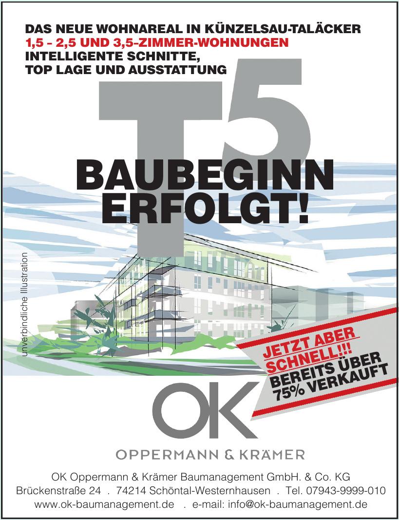 OK Oppermann & Krämer Baumanagement GmbH. & Co. KG