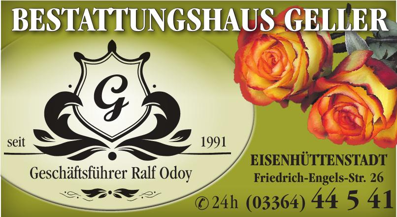 Bestattungen Geller GmbH