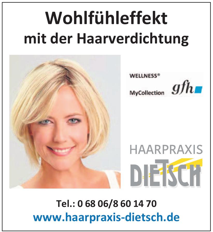 Haarpraxis Dietsch
