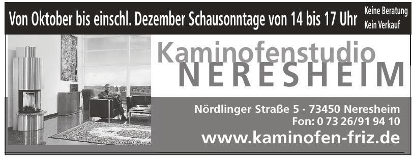 Kaminofenstudio Neresheim