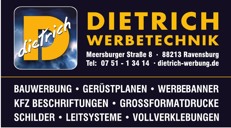 Dietrich Werbetechnik