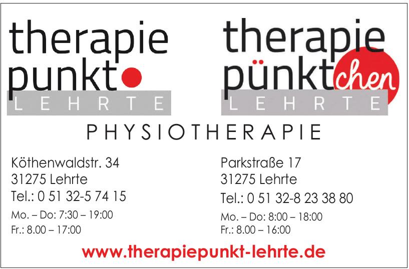 therapiepunkt · Lehrte