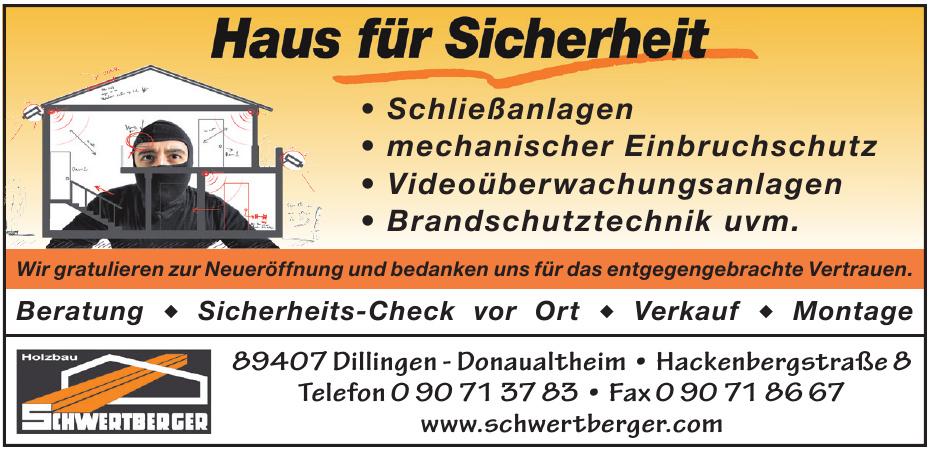 Schwertberger Holzbau
