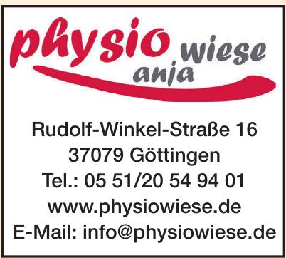 Physiowiese Anja