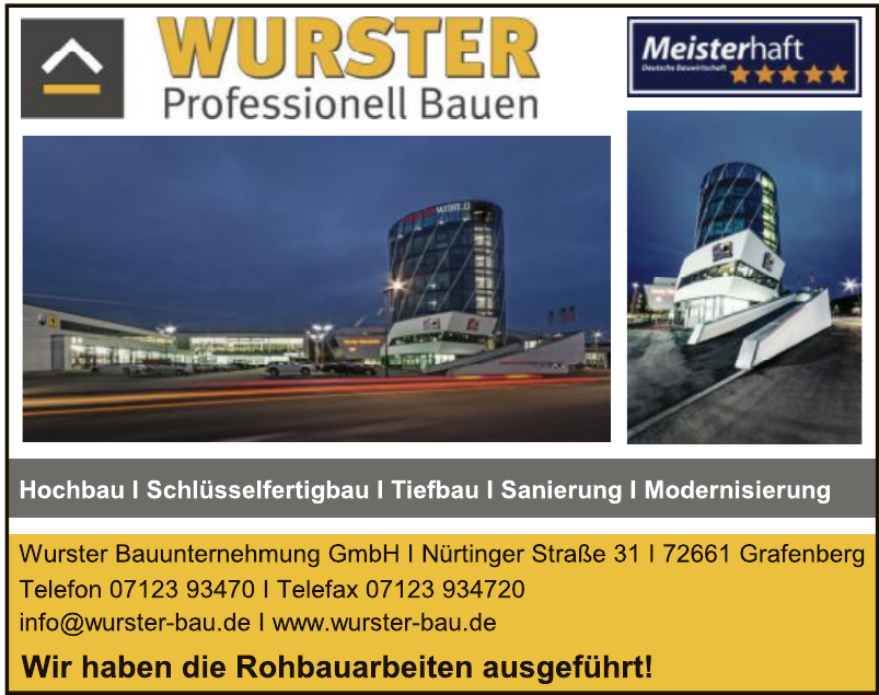 Wurster Bauunternehmung GmbH