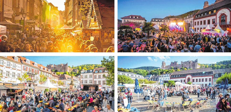 Ein halbes Jahrhundert Heidelberger Herbst