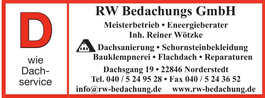 RW Bedachungs GmbH