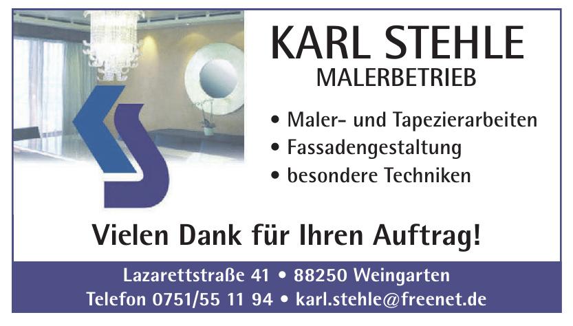 Karl Stehle Malerbetrieb