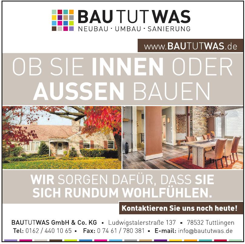 BAUTUTWAS GmbH & Co. KG