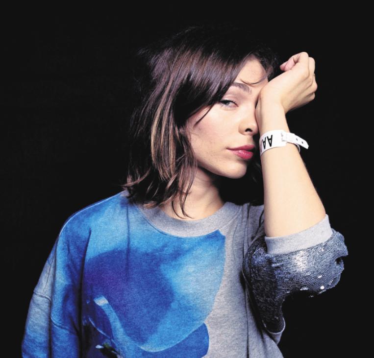 Die russische Musikproduzentin, DJane und Labelgründerin Nina Kraviz.FOTO: SALVATORE DI GREGORIO