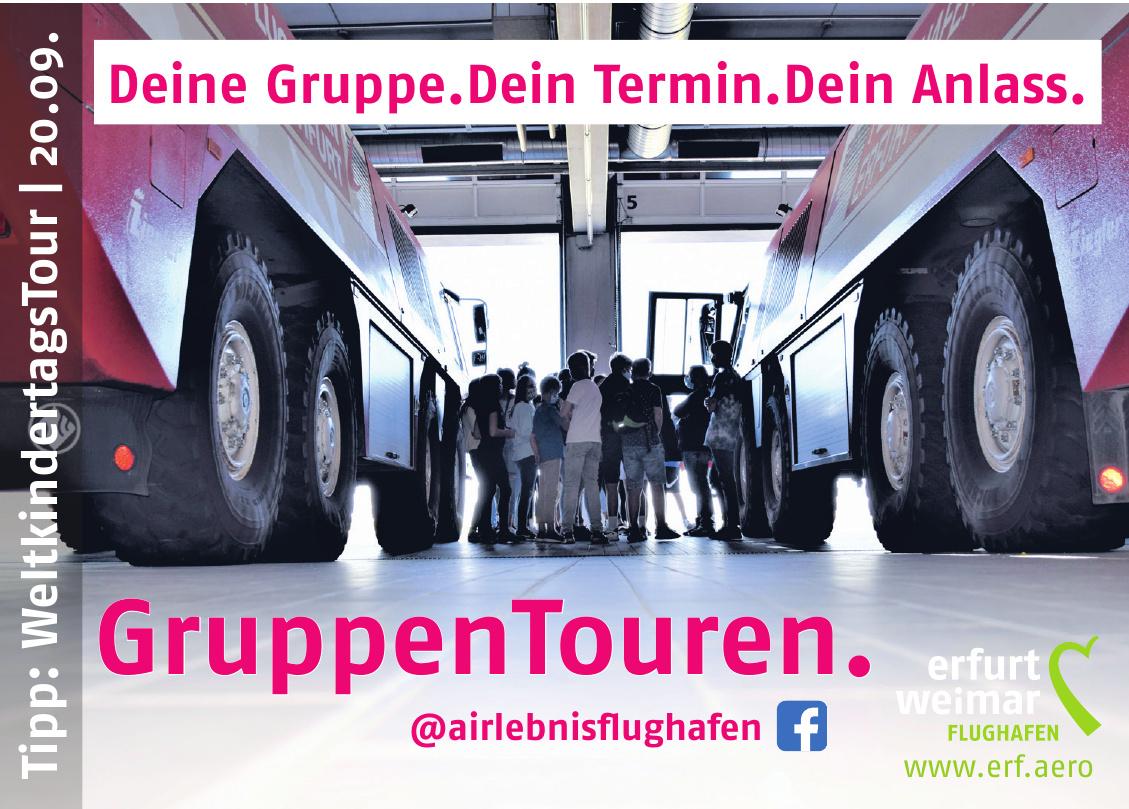 Erfurt Weimar Flughafen