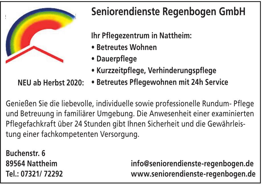Seniorengienste Regenbogen GmbH