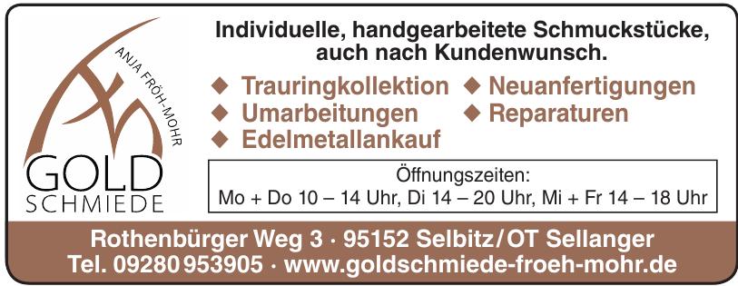 Goldschmiede Anja Fröh-Mohr