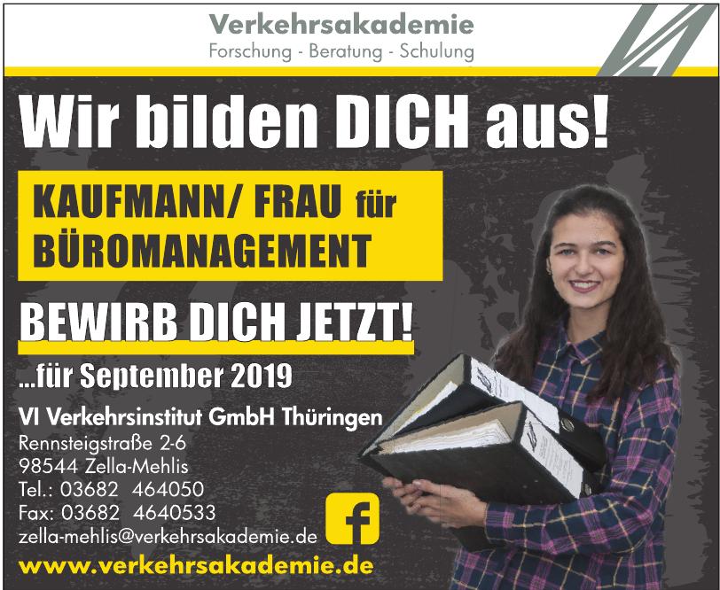 VI Verkehrsinstitut GmbH Thüringen
