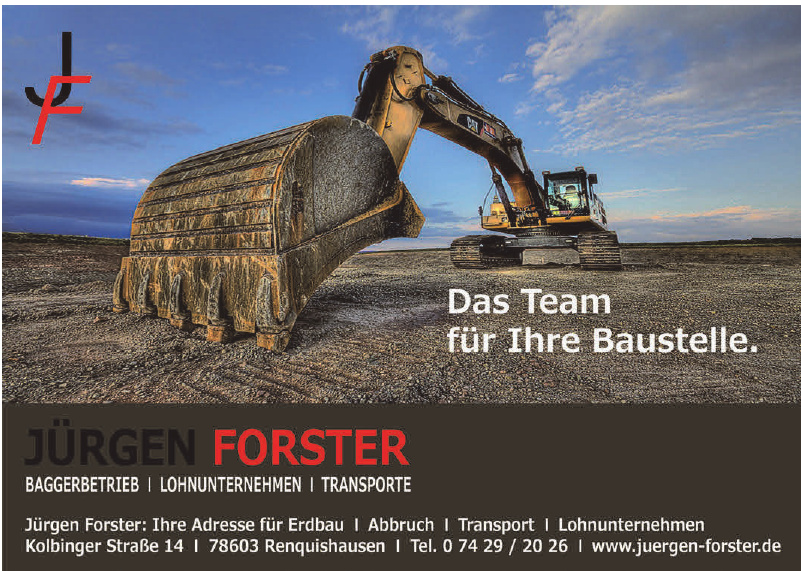 Jürgen Forster