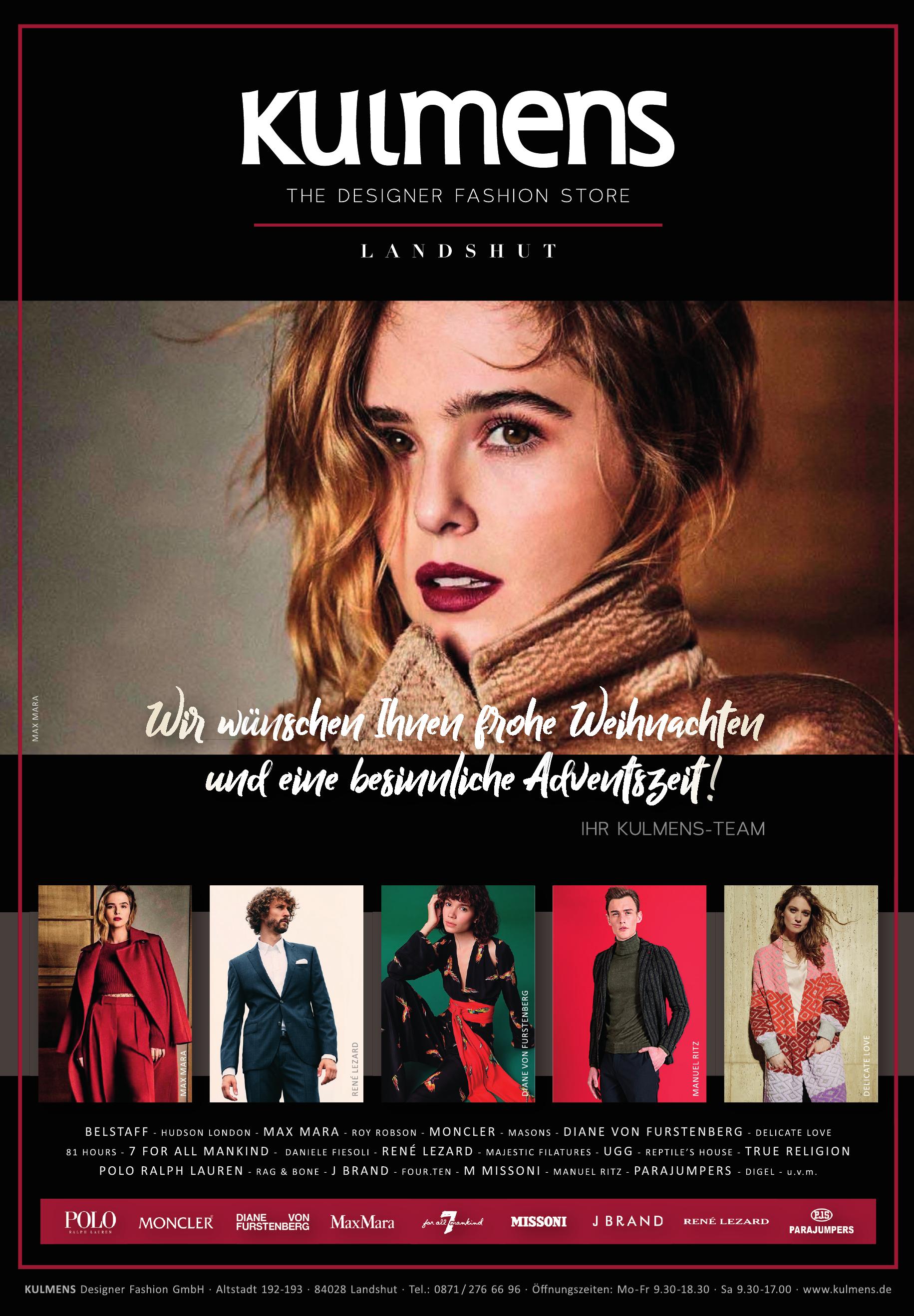 KULMENS Designer Fashion GmbH