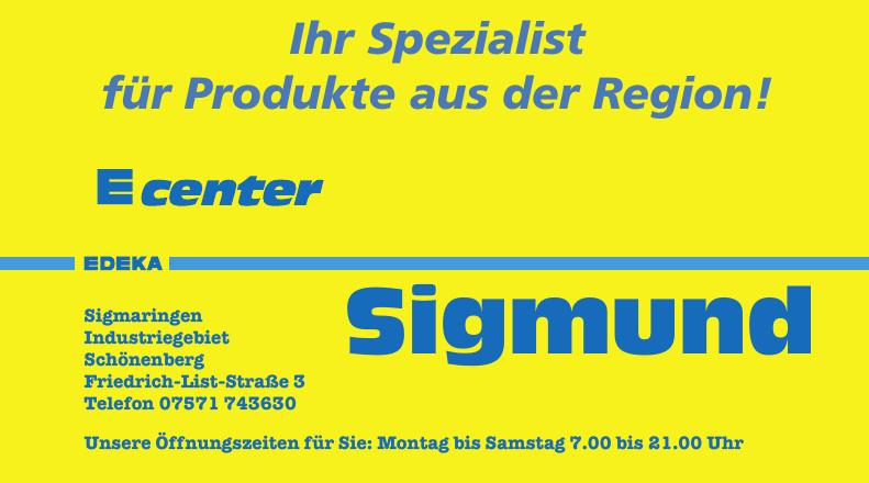 E center Sigmund