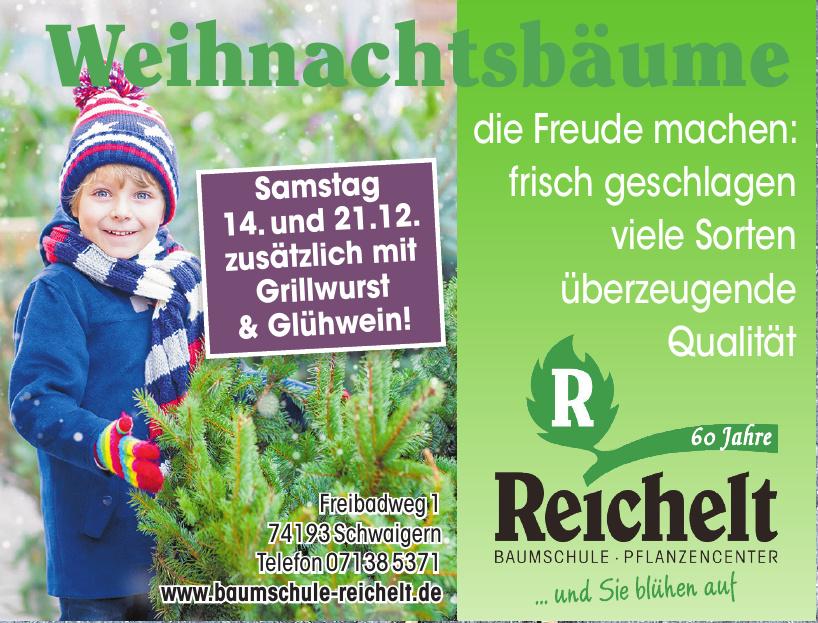Baumschule Reichelt