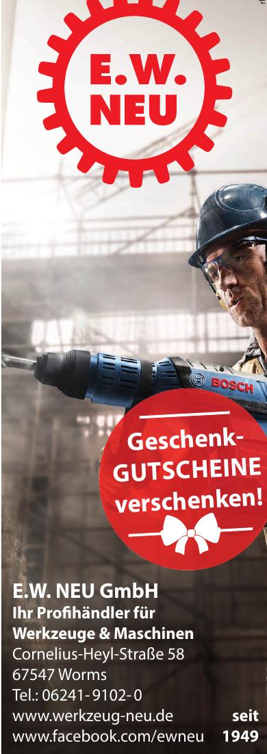 E.W.NEU GmbH