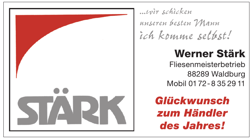 Werner Stärk