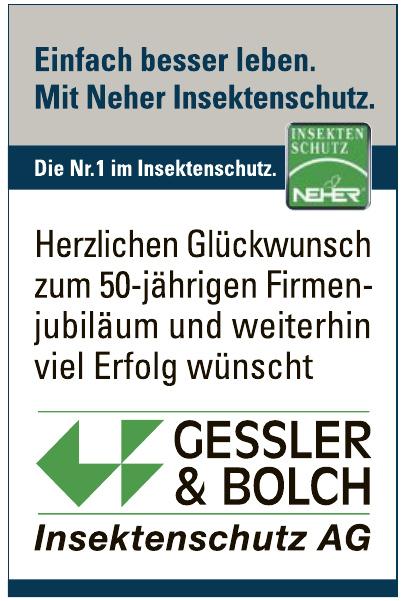 Gessler & Bolch Insektenschutz AG