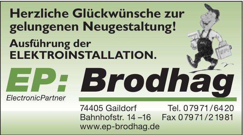 Elecktronic Partner Brodhag