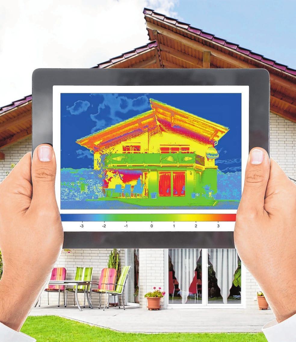 Eine energietische Sanierung lohnt sich. Foto: © Andrey_Popov /shutterstock.com