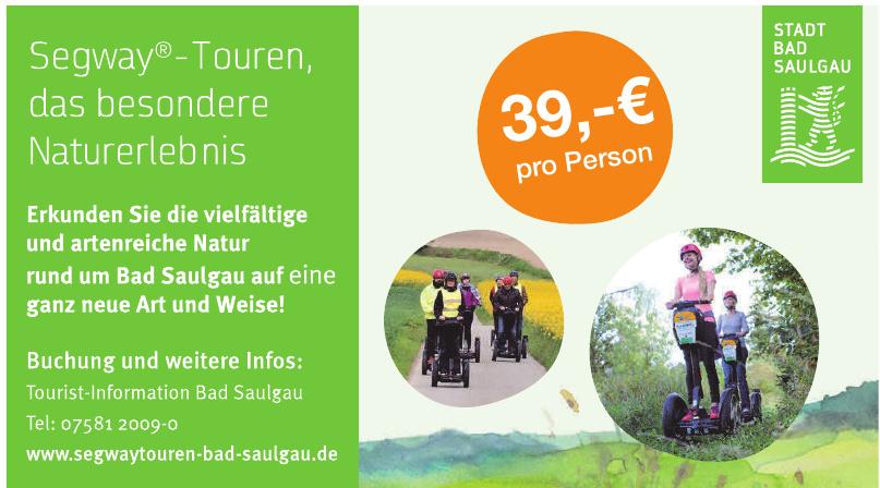 Tourismus Bad Saulgau