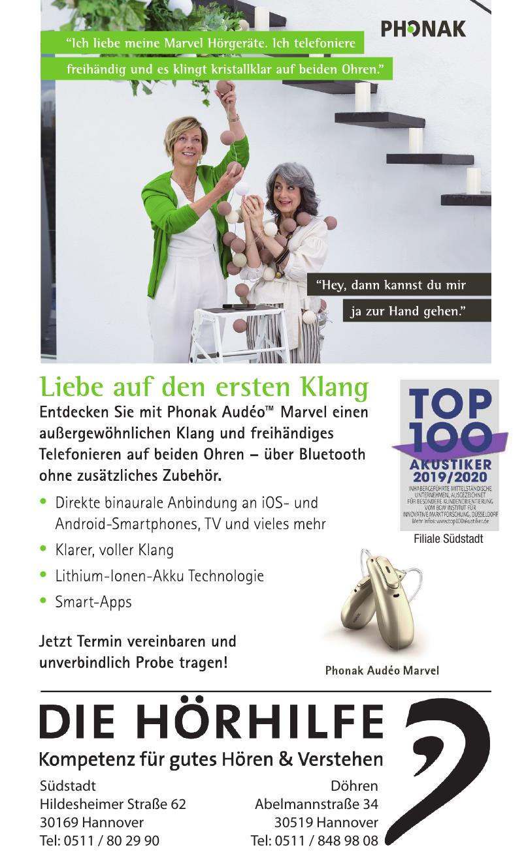 Die Hörhilfe - Kompezent für gutes Hören & Verstehen