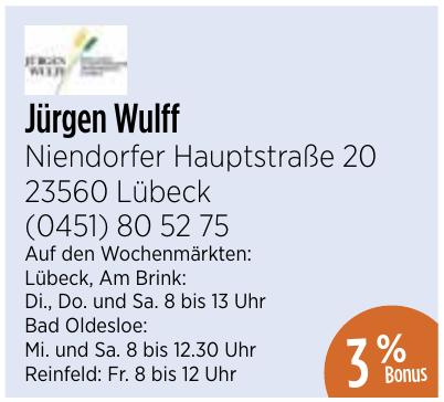 Jürgen Wulff