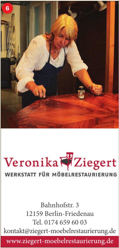 Veronika Zieger - Werkstatt für Möbelrestaurierung