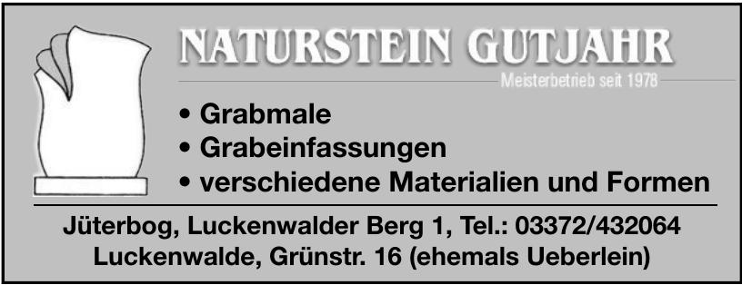 Naturstein Gutjahr