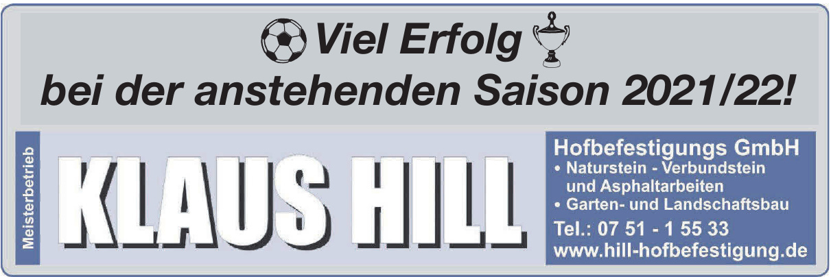 Klaus Hill Hofbefestigungs GmbH