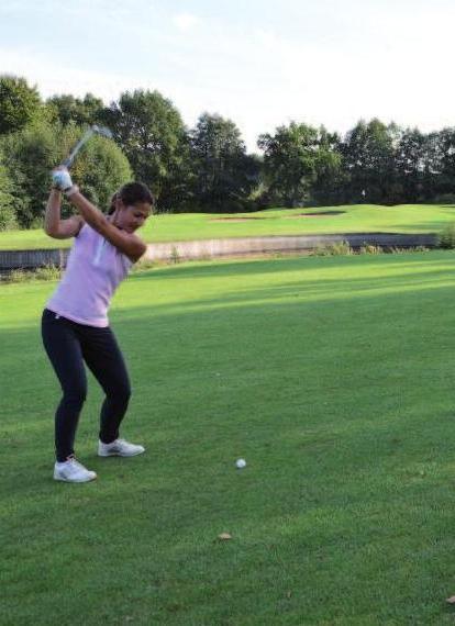 Im Golfclub Glinde findet am 10. August ein 33-Loch-Turnier über alle vorhandenen Golfbahnen statt