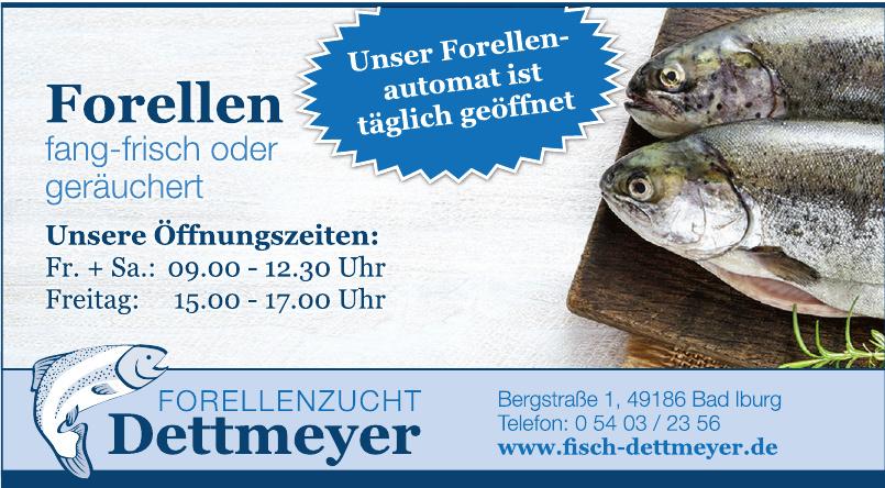 Forellenzucht Dettmeyer