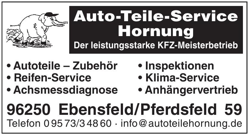 Auto-Teile-Service Hornung