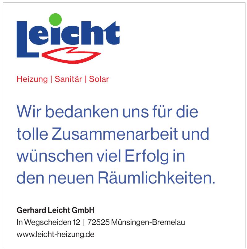 Gerhardt Leicht GmbH
