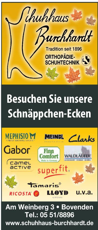 Schuhhaus Burchhardt