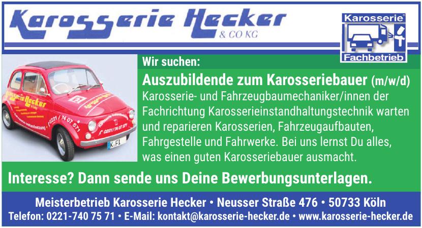 Meisterbetrieb Karosserie Hecker