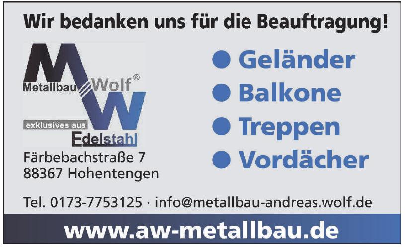 Metallbau Wolf