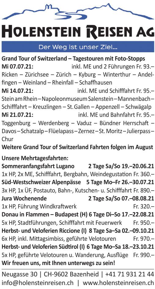 Holenstein Reisen AG