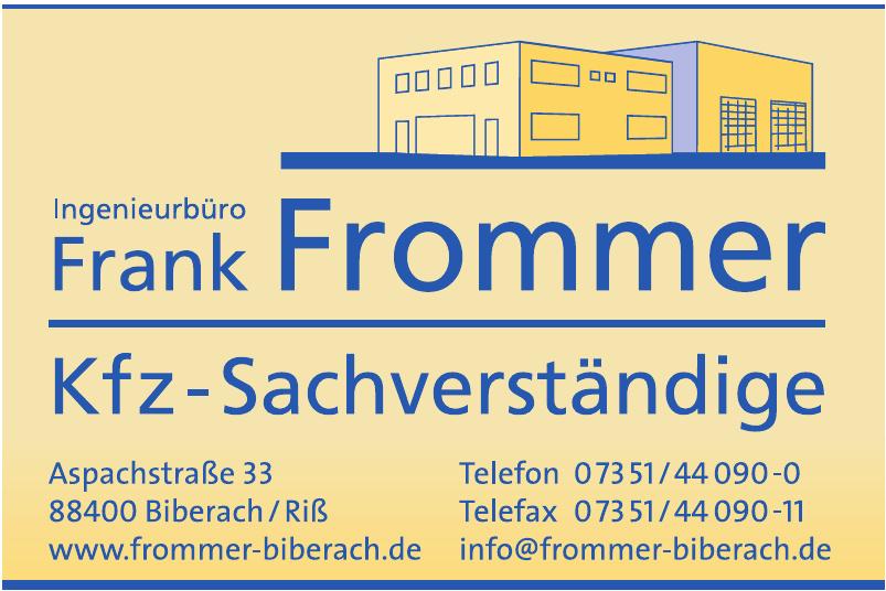 Frank Frommer