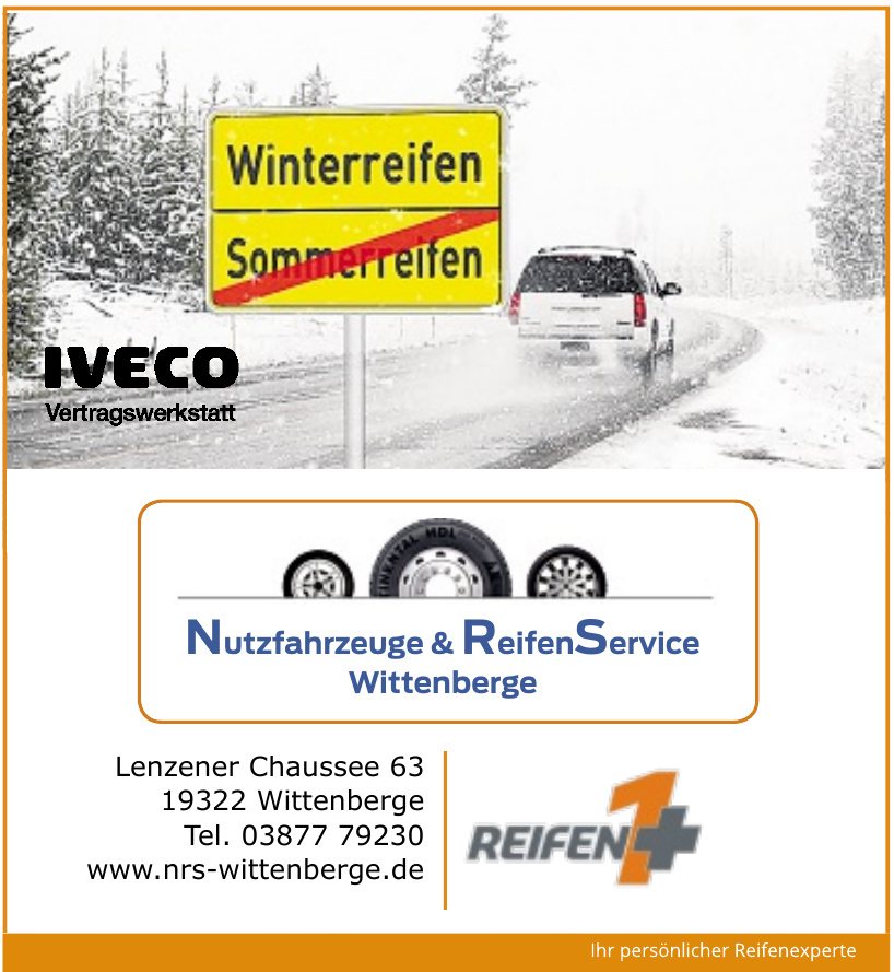 Nutzfahrzeuge & ReifenService Wittenberge