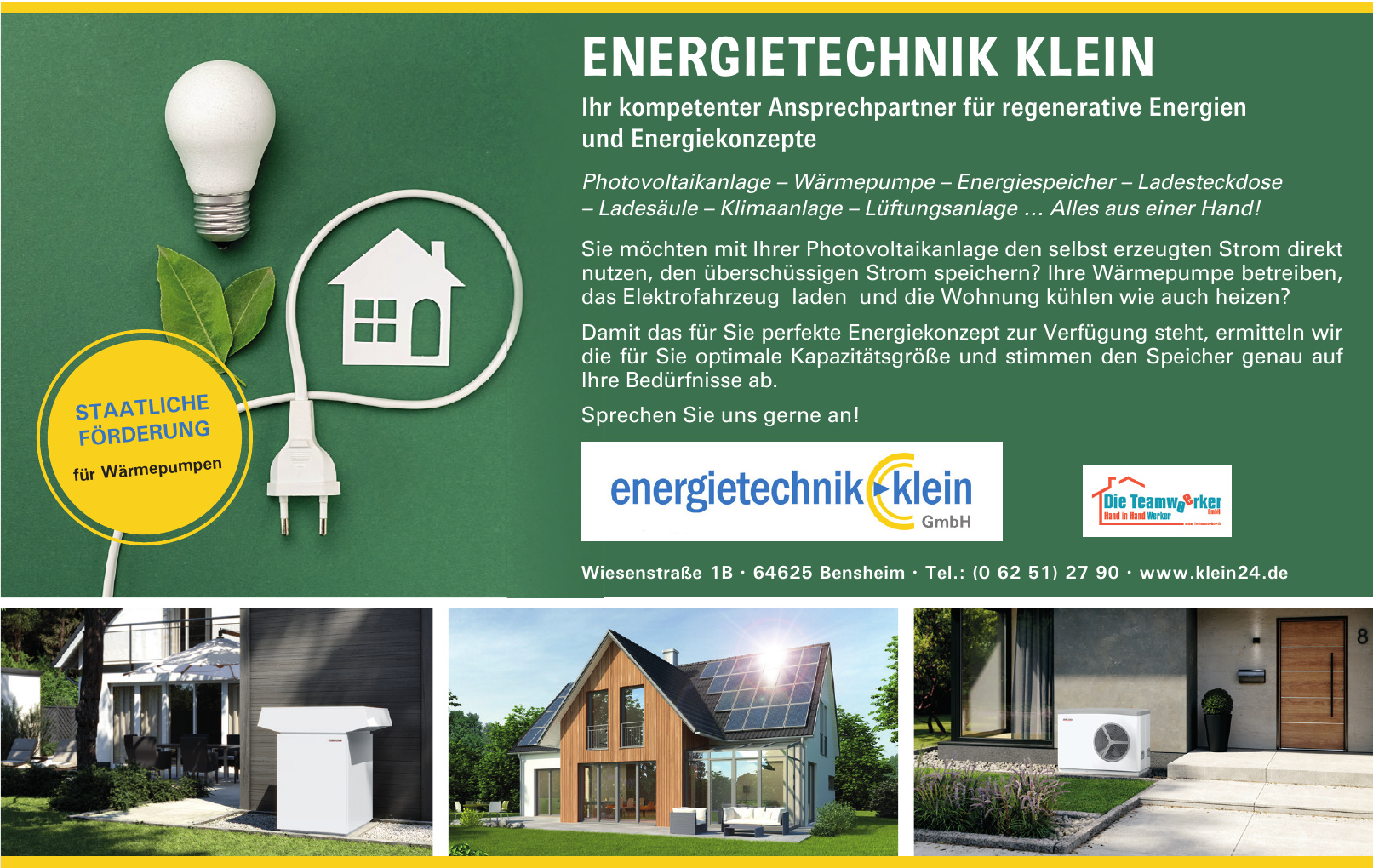 Energietechnik Klein